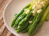 绿色清淡食品之油焖芦笋