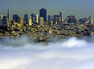 高清梦幻自然唯美城市摄影
