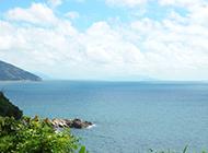 广东台山上川岛风景图片