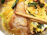 鲩鱼片爆煎鸡蛋