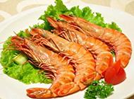 喜庆又美味的油闷大虾图片