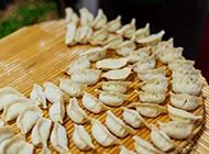 中式除夕夜美食图片素材