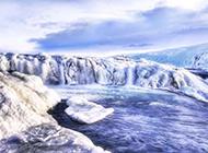 壮丽冰山美景风景壁纸欣赏