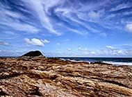 惠州盐洲岛唯美山水风景壁纸下载