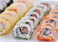日本花式寿司图片美味清甜
