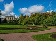 圣彼得堡冬宫高清图片