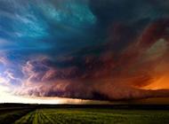 世界大自然龙卷风奇观图片壁纸