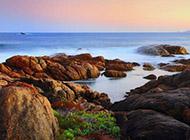 精选澳大利亚山脉海景3d壁纸