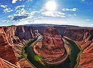 震撼无比的美丽大峡谷高清桌面壁纸
