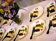 黑森林蛋糕图片美味诱人