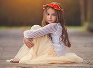 幸福童年欢乐时光唯美意境图集