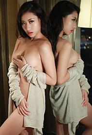 秀人模特Annie魅惑亚洲人体艺术写真