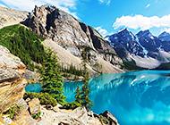 壮美的山川风景图片素材