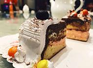 海绵芝士巧克力蛋糕 美味不停歇
