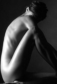 特色印度美女人体艺术图片