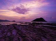 广东惠州盐州岛风景唯美图片