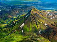 冰岛山川风景壁纸