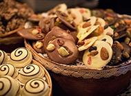 美味诱人的巧克力图片