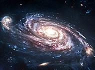 神秘未知的银河星空图片欣赏