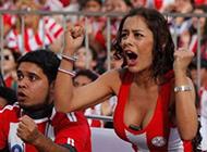 美女亮点内涵图之激情世界杯