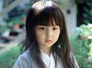 可爱女孩刘楚恬汉服俏皮写真
