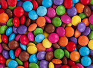 七彩糖果图片素材