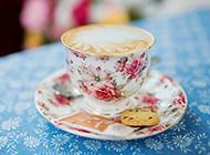 蔓越莓曲奇搭配英式咖啡 甜蜜一下午