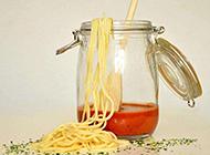 好吃的意大利拉面图片