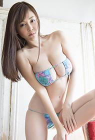 性感女星杉原杏璃高清比基尼写真