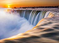 尼亚加拉大瀑布唯美自然风景高清壁纸