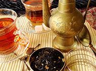 茶艺纯朴酒水饮品图片