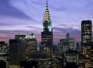 纽约帝国大厦电脑壁纸