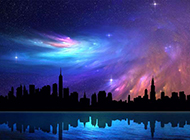 3d梦幻天空美景壁纸欣赏