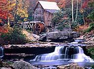 小桥流水人家唯美风光图片欣赏