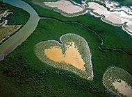 法国上帝之眼扬恩·亚瑟 Yann Arthus-Bertrand 空中摄影奇观图片