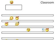 用QQ表情诠释学生上课搞笑图片