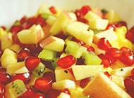自制瘦身水果沙拉图片