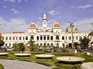 风景秀丽的越南高清图片