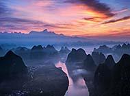 桂林山水风景如画高清桌面壁纸