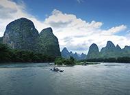 桂林山水风景图片优美如画