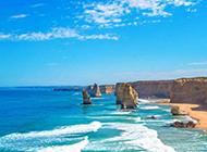 澳大利亚海岛唯美风景图片壁纸