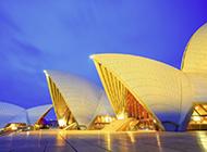 澳大利亚名胜古迹悉尼歌剧院图片