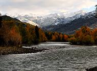 新疆可可托海风景区