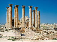 土耳其古建筑遗址阿尔忒弥斯神庙图片