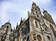 维也纳建筑图片古典大气