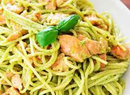 海鲜意大利拉面图片美味爽滑