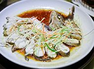 鲜肉营养美食清蒸鱼片