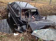 车毁人亡的车祸搞笑图片