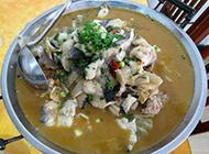 正宗鲜美的川菜酸菜鱼图片