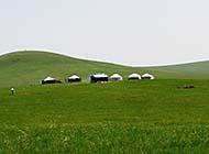 世界闻名的呼伦贝尔大草原高清图片